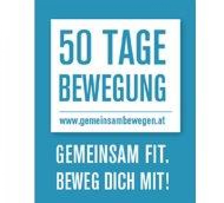 50 Tage Bewegung
