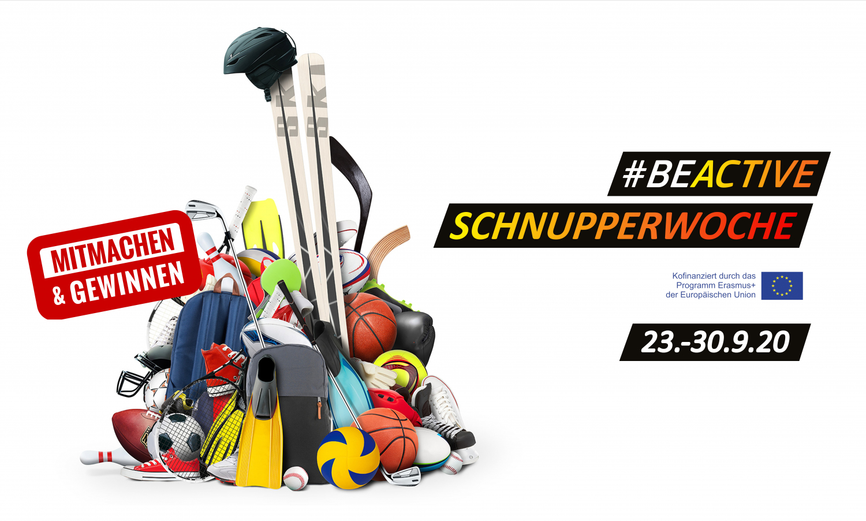 #BeActive Schnupperwoche 2020
