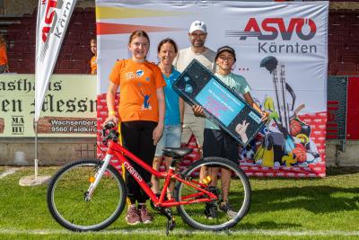 Gewinner: Katharina Wernig und Hatem Cakir (©Unterberger)