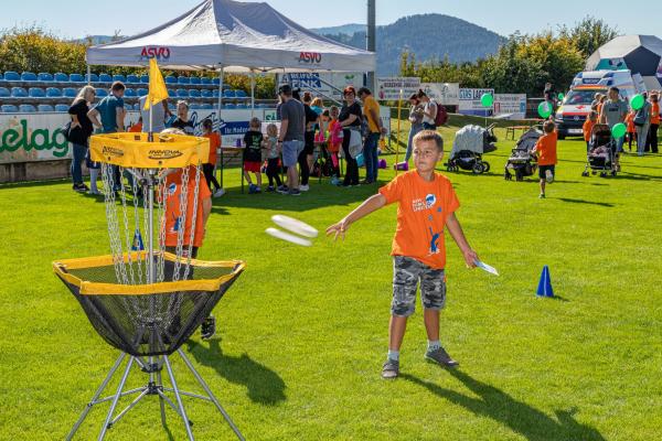 ASVÖ Familiensporttag Feldkirchen (© Unterberger)